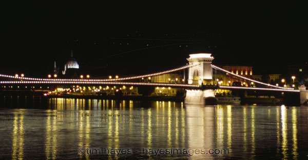 Nighttime in Budapest 2