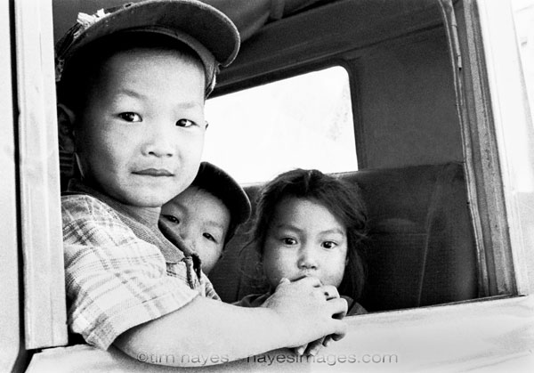 Kids in Car