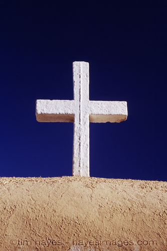 Rancho de Taos Cross