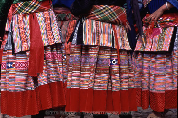 Bac Ha Skirts
