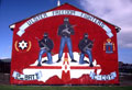UFF 2nd Battalion Mural