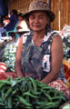 Thai Vegetable  Vendor